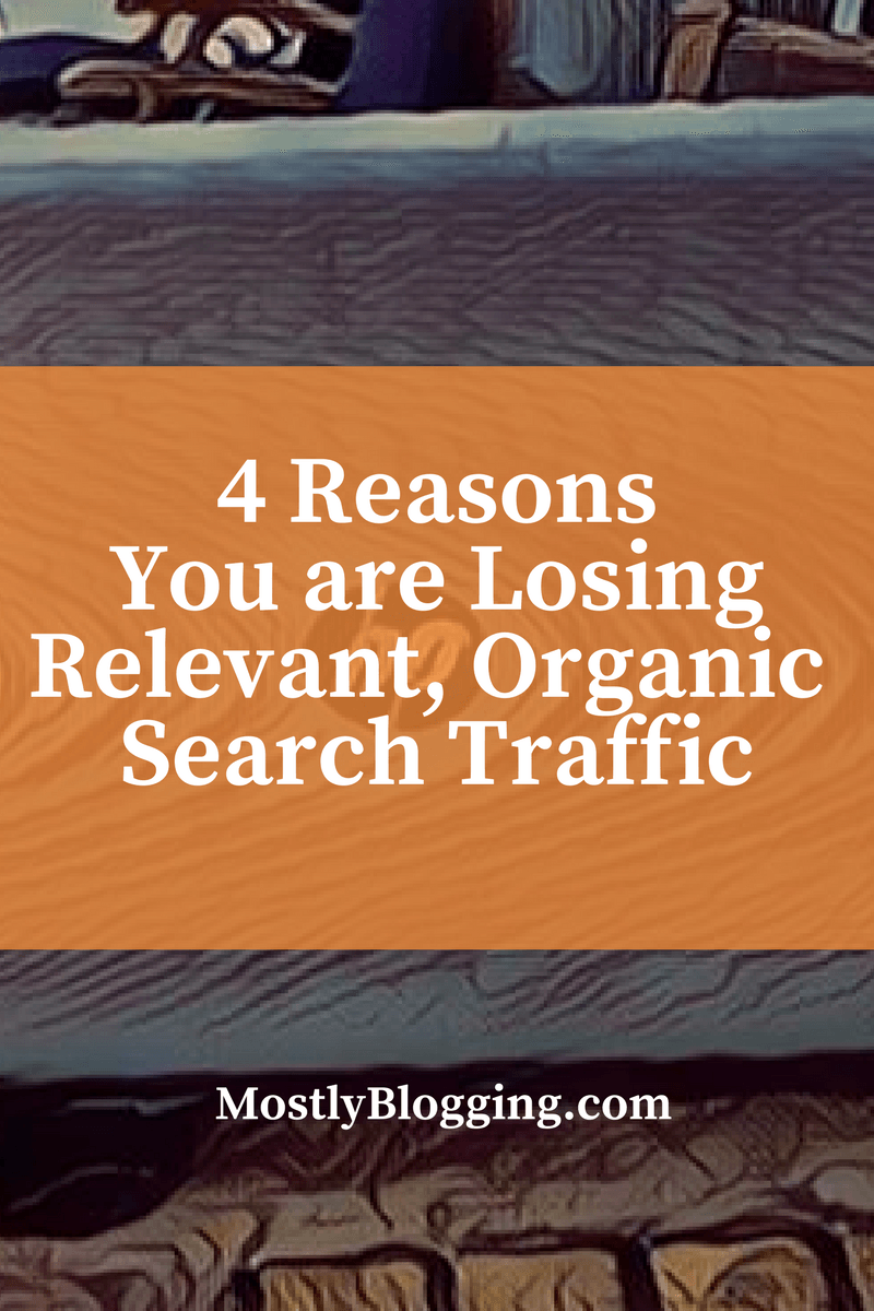 How to avoid losing organic search traffic