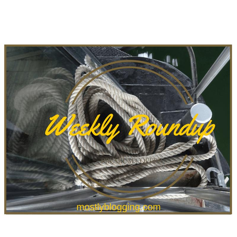 Weekly Blogging Link Roundup