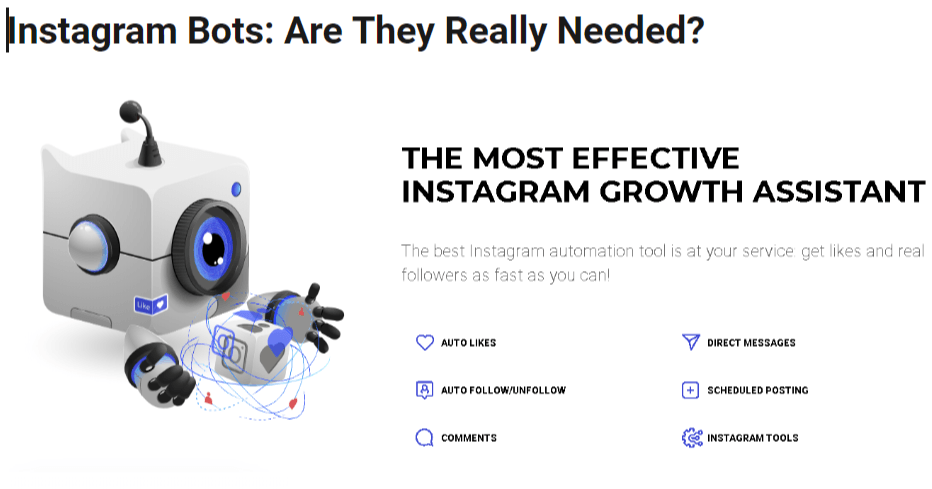 Instagram Liker: Are bots really needed?