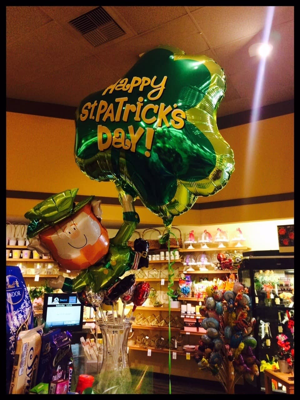 St. Patrick's Day Blogger Meet and Greet