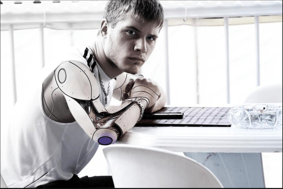Writing robots