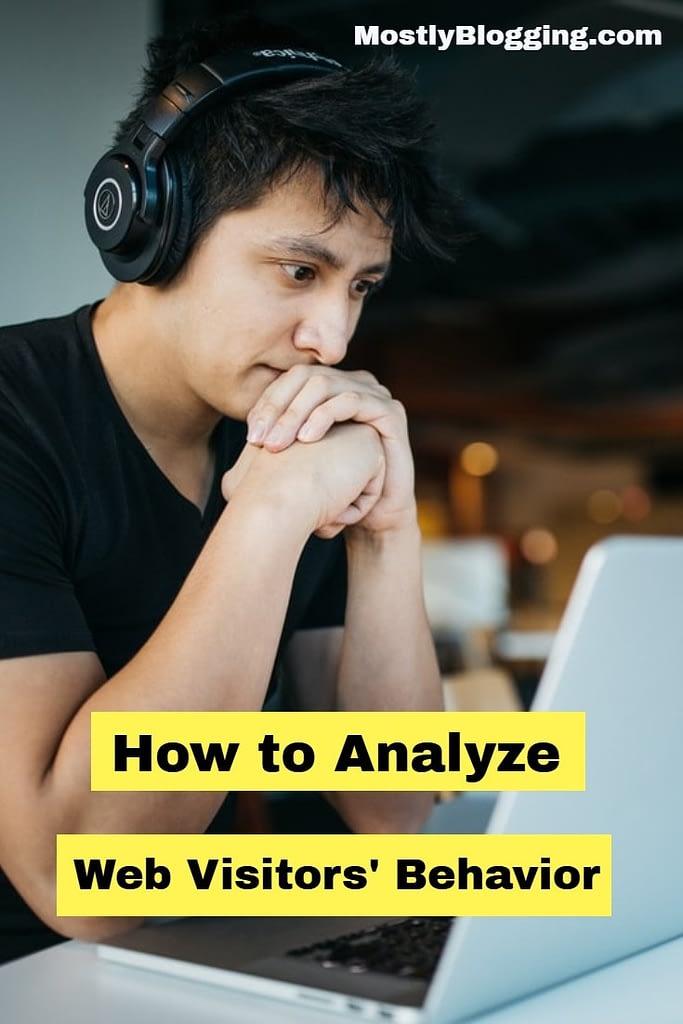 Visitor Analytics web analyzer