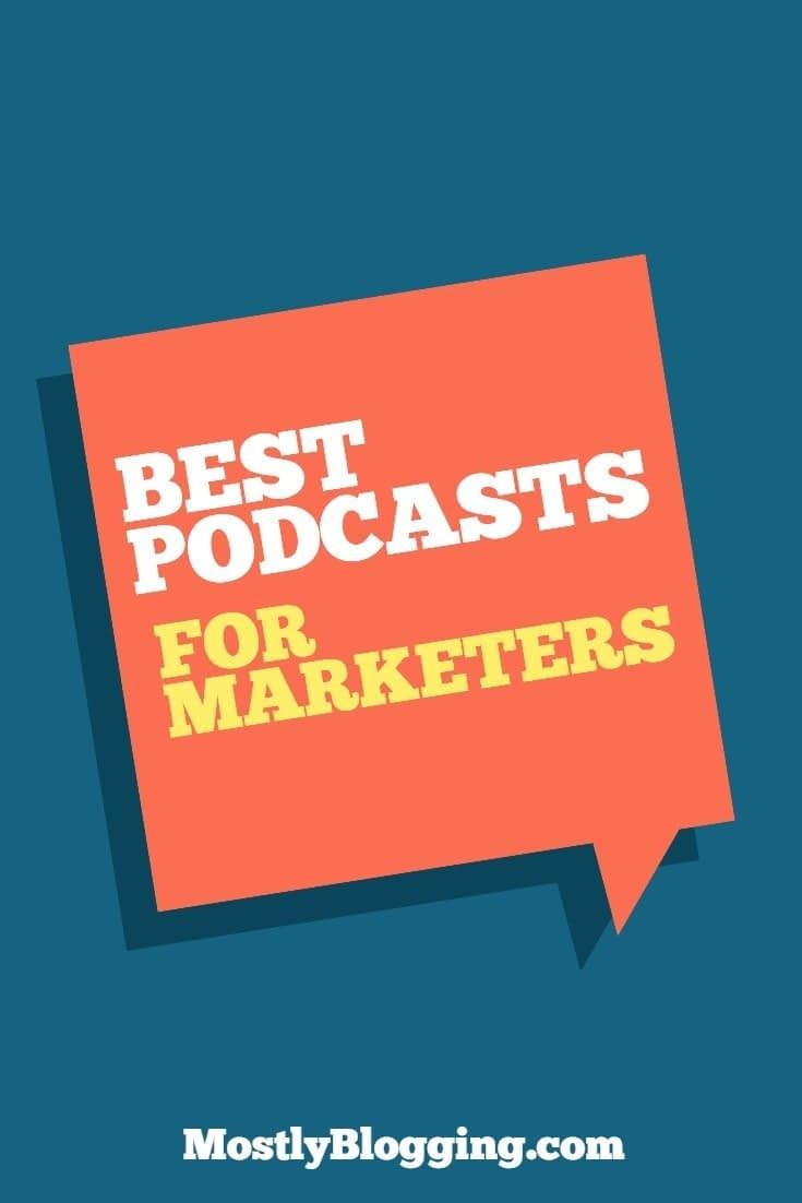 3 Best Tim Ferriss podcasts and 13 best tech podcasts and marketing podcasts.