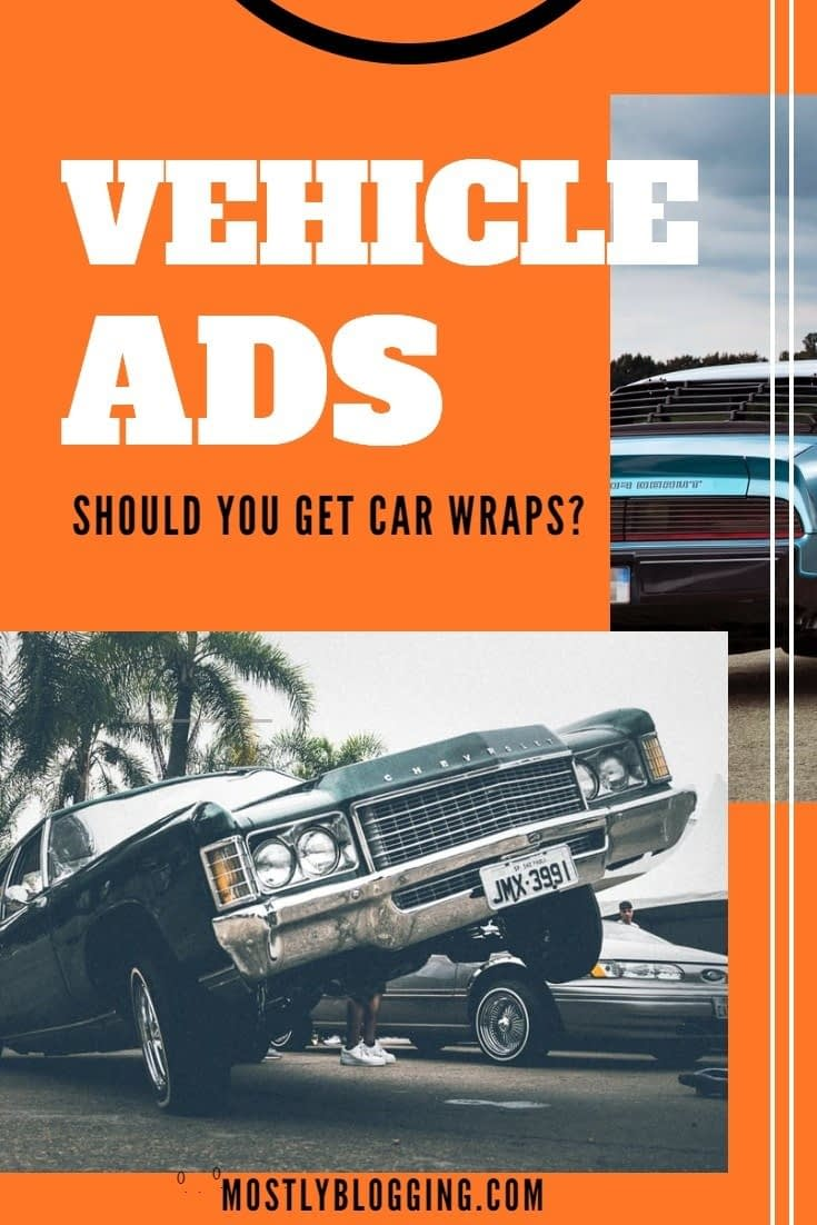 Vehicle branding as a form of advertising