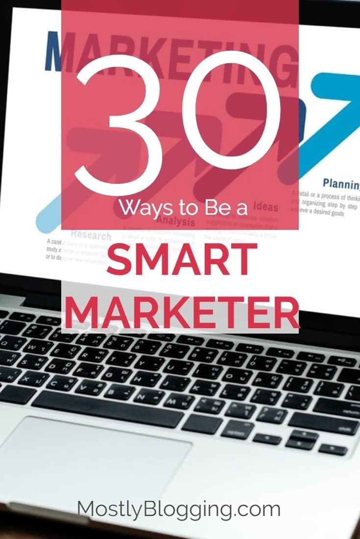 The steps in the SMART marketing process explained