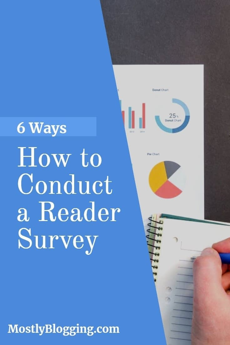 How to make a reader survey, 6 free ways